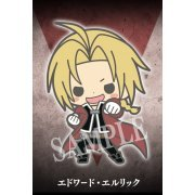 Rubber Strap Collection Fullmetal Alchemist: Brotherhood (Set of 6 pieces) (Japan)