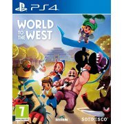 World to the West (Europe)