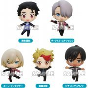 Yuri!!! on Ice Collection Figure (Set of 6 pieces) (Japan)