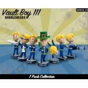 Fallout 4: Vault Boy 111 Bobbleheads Series Three (Set of 7 Pieces) (US)