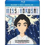 Miss Hokusai [Blu-ray+DVD+Digital HD] (US)