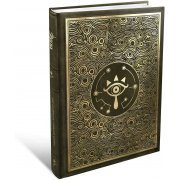 The Legend of Zelda: Breath of the Wild Deluxe Edition: The Complete Official Guide (Hardcover) (US)