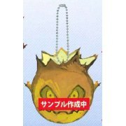 Final Fantasy XIV Bomb Keychain: Thunder Bomb (Japan)