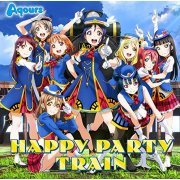 Love Live! Sunshine!! - 3rd Single: Happy Party Train [CD+DVD] (Japan)