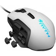 Roccat Nyth MMO Gaming Mouse (White)