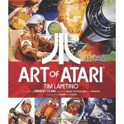 Art of Atari (Hardcover) (US)