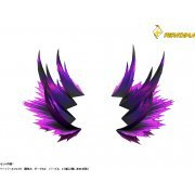PEPATAMA Series PCP-0009 Paper Effect Fighting Spirit A Dark Ver. Purple (Re-run) (Japan)