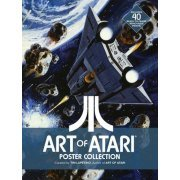 Atari Poster Book (Hardcover) (US)