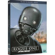 Rogue One : A Star Wars Story 2D+3D+Bonus (3-Disc) (Hong Kong)