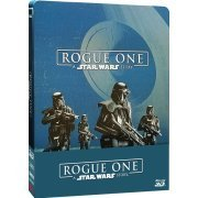Rogue One : A Star Wars Story 2D+3D+Bonus (3-Disc Steelbook) (Hong Kong)