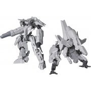 Frame Arms 1/100 Scale Model Kit: Kobold + Strauss Armor Set Ver. F.M.E. :RE (Japan)