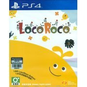 LocoRoco (English & Chinese Subs) (Asia)