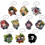 Pita! Defome My Hero Academia School Uniform Acrylic Keychain (Set of 10 pieces) (Japan)