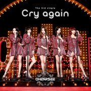 Cry Again [CD+DVD Limited Edition Type B] (Japan)