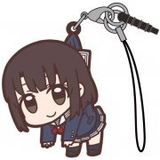 Saekano: How to Raise a Boring Girlfriend Tsumamare Strap: Kato Megumi School Uniform Flat Ver. (Japan)