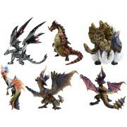 Capcom Figure Builder Monster Hunter Standard Model Plus Vol. 8 (Set of 6 pieces) (Japan)
