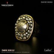 Dark Souls × TORCH TORCH / Ring Collection: Havel's Ring Women / 9 (Japan)