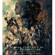 Final Fantasy XII The Zodiac Age Original Soundtrack [Blu-ray Disc Music+CD Limited Edition] (Japan)