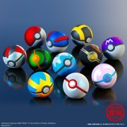 Pocket Monsters Ball Collection Special (Set of 11 pieces) [Premium Bandai Limited] (Japan)