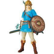 Real Action Heroes The Legend of Zelda 1/6 Scale Action Figure: Link Breath of the Wild Ver. (Japan)