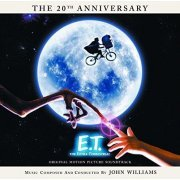 E.T. The Extra Terrestrial Original Soundtrack - 20th Anniversary (Japan)