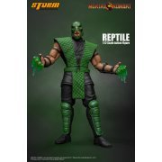 Mortal Kombat 1/12 Scale Pre-Painted Action Figure: Reptile (Asia)