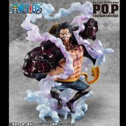 One Piece Excellent Model Portrait Of Pirates SA-MAXIMUM 1/8 Scale Pre-Painted Figure: Monkey D. Luffy Gear Fourth Boundman (Japan)
