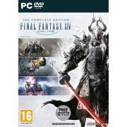 Final Fantasy XIV Online: The Complete Edition (DVD-ROM) (Europe)