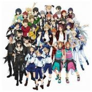 Valkyrie - Ensemble Stars Unit Song Cd 3rd Vol.04  (Japan)