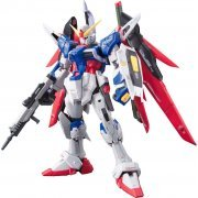 Mobile Suit Gundam 1/144 Scale Model Kit: ZGMF-X42S Destiny Gundam (RG) (Japan)