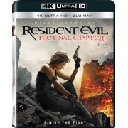 Resident Evil: The Final Chapter [4K Ultra HD Blu-ray] (US)