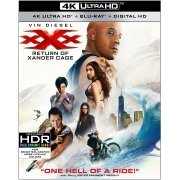xXx: Return Of Xander Cage [4K Ultra HD Blu-ray] (US)