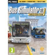 Bus Simulator 16 [Gold Edition] (DVD-ROM) (Europe)
