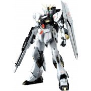 Mobile Suit Gundam 1/100 Scale Model Kit: RX-93 Nu Gundam Ver.Ka Titanium Finish (MG) (Japan)
