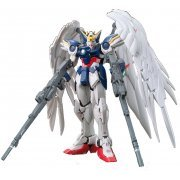 Mobile Suit Gundam 1/144 Scale Model Kit: XXXG-00W0 Wing Gundam Zero EW (RG) (Japan)