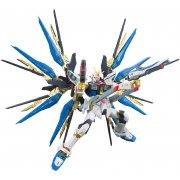 Mobile Suit Gundam 1/144 Scale Model Kit: ZGMF-X20A Strike Freedom Gundam (RG) (Japan)