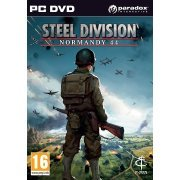 Steel Division: Normandy 44 (DVD-ROM) (Europe)