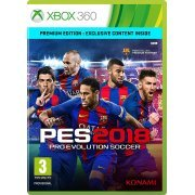 Pro Evolution Soccer 2018 (Europe)