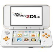 New Nintendo 2DS XL (White x Orange) (Europe)