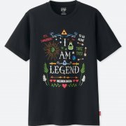 The Legend Of Zelda Men Utgp Nintendo Short-Sleeve Graphic T-shirt (M Size) (Japan)