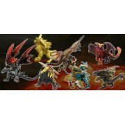 Capcom Figure Builder Monster Hunter Standard Model Plus Anger Ver.2 (Set of 6 pieces) (Japan)