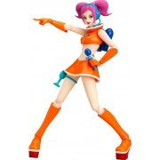 figma Space Channel 5 Series: Ulala Cheery Orange Ver.  [Good Smile Company Online Shop Limited Ver.] (Japan)