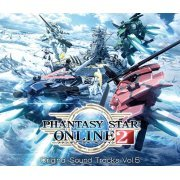 Phantasy Star Online 2 Original Soundtrack Vol.5 (Japan)