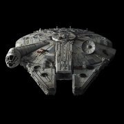Star Wars Perfect Grade 1/72 Scale Model Kit: Millenium Falcon (Japan)
