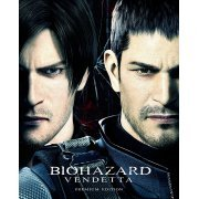 Resident Evil: Vendetta Premium Edition [Limited Edition] (Japan)
