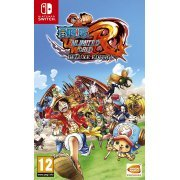 One Piece: Unlimited World Red [Deluxe Edition] (Europe)
