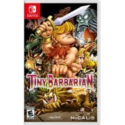 Tiny Barbarian DX (US)