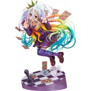 No Game No Life 1/8 Scale Pre-Painted Figure: Shiro (Japan)
