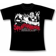 Splatterhouse Tee (L Size) (Japan)