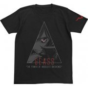 Code Geass: Lelouch Of The Rebellion R2 Geass T-shirt Black (XL Size) (Japan)